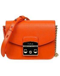 Furla Crossbody Bag - Oranje