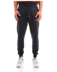 New Balance Mp11507ecl Trousers - Blauw