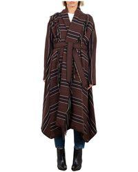 Bazar Deluxe Coat - Marrón