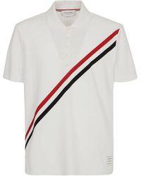 Thom Browne T-shirt - Wit