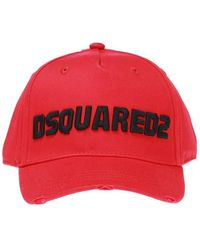DSquared² Cappello Baseball - Rood
