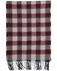 Begg & Co Scarf - Rot