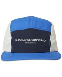 Wesc Athletic Baseball Cap - Blu