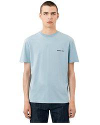 Axel Arigato T-shirt - Blauw