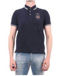 Aeronautica Militare Polo t-shirt - Bleu