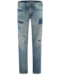 Denham Jeans Razor - Bleu