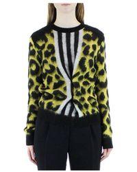 N°21 Mohair Sweater - Geel