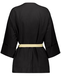 Ottod'Ame Jacket Negro
