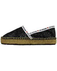 Nike Espadrillas - Zwart