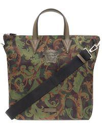 Versace 'la Medusa' Shoulder Bag - Groen