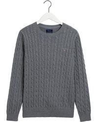 GANT Knit - Grigio