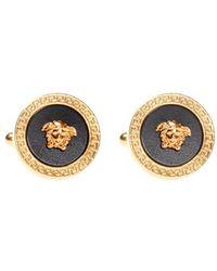 Versace Earrings - Geel