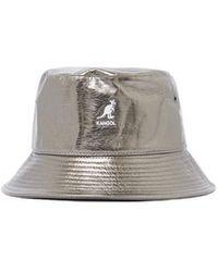 Kangol Future Bucket Hats - Grijs