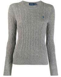 Ralph Lauren Sweater 211525764 - Grijs