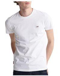 Superdry Camiseta Collective - Wit