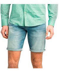 Vanguard Shorts Vsh202106 - Blauw
