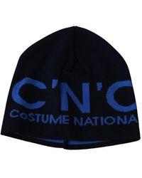 CoSTUME NATIONAL Winter Hat - Bleu