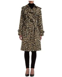 Marc Jacobs Overjas Lange Jas The Trench - Bruin