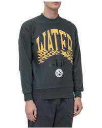 BBCICECREAM Round-necked Sweatshirt - Groen