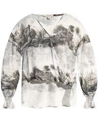 AllSaints Shirt - Gris