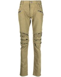 Balmain Jeans - Groen