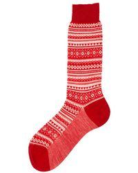 Be Soft Men's Socks - Rood