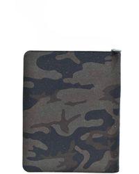 Aspesi Tablet Cover - Groen