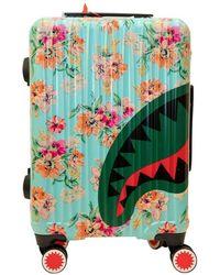 Sprayground Suitcase - Vert