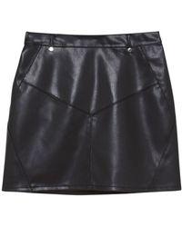 Patrizia Pepe Skirt - Zwart
