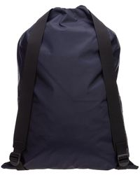 EA7 Rucksack backpack travel Negro