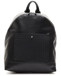 Billionaire Backpack - Schwarz