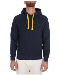 Blauer 21wbluf 08292 005787 hoodie - Azul