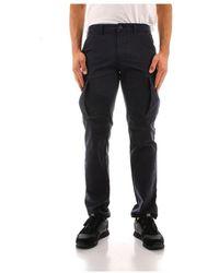 Napapijri Np0a4fr31761 Trousers - Blauw