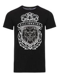 Billionaire T- shirt - Negro