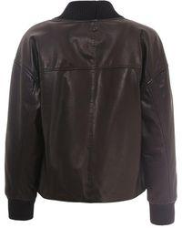 Dondup Jacket Dj420Pl0246Xxxdd - Nero