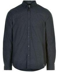 Anerkjendt Overhemd Akkonrad Shirt - Blauw