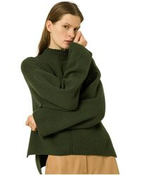 IVY & OAK Sweater - Groen