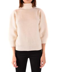 Max Mara Sweater - Naturel