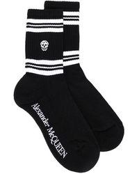 Alexander McQueen Socks - Zwart