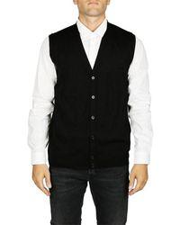 Paolo Pecora Vest - Zwart