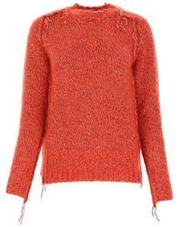 Golden Goose Deluxe Brand - Knitwears - Lyst