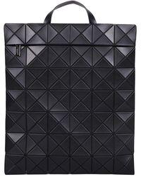 Issey Miyake Pvc backpack - Noir