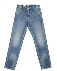 Paul & Shark Jeans Ruck Single Knee Pant - Blauw