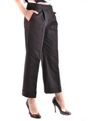 Boutique Moschino Trousers Negro