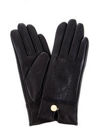 Guess Aw8267pol02 Gloves Women Black - Zwart