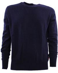 Woolrich Sweater - Blauw