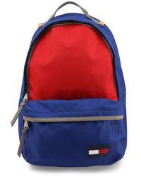 Tommy Hilfiger Backpack Am0am05835 - Blauw