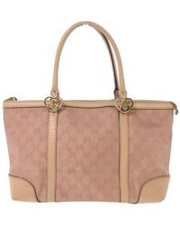 Gucci GG pattern - Rosa