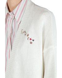 Soallure Sweater Q3028 - Blanc