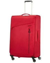 American Tourister Trolley - Rood